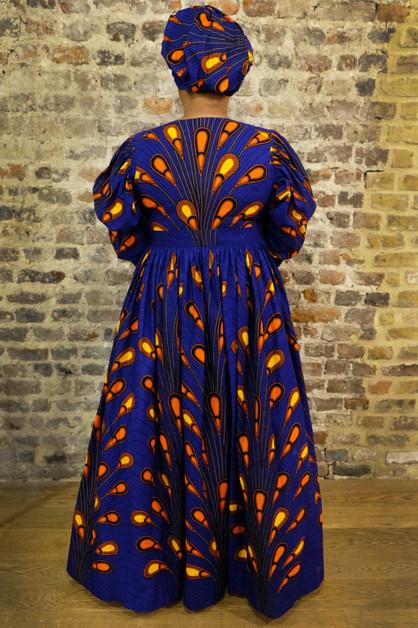 1840's Dress.