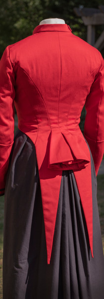 Victorian Tailored Jacket