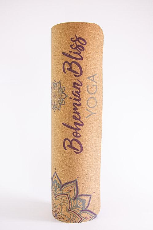 BBY Cork Yoga Mat