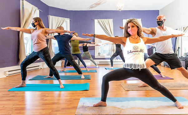 Whity Studio Bohemian Bliss Yoga
