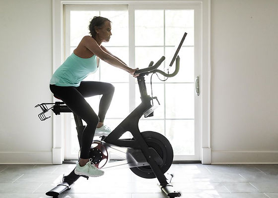 CardioCycle Spin Class Bike