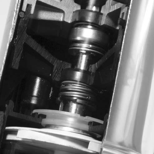 Dvojitá mechanická ucpávka
