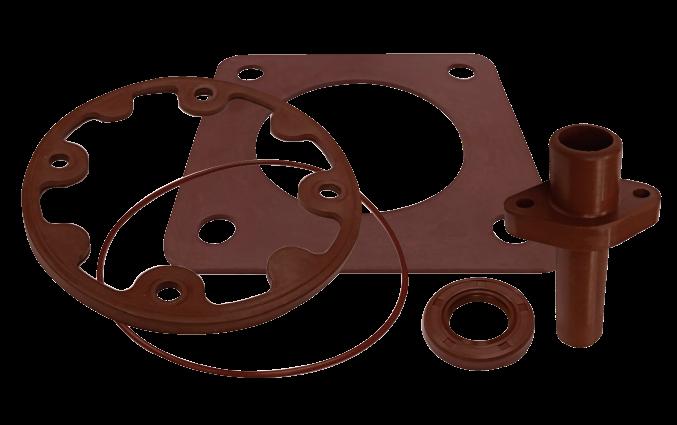 STEEL - Těsnící prvky