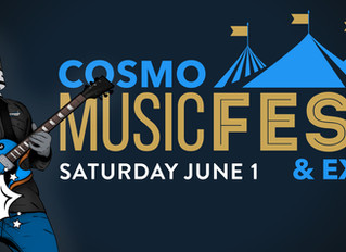 CosmoFEST More Than a Music Festival
