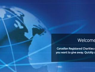 CharityWishList.ca Promotes GFK-Toronto