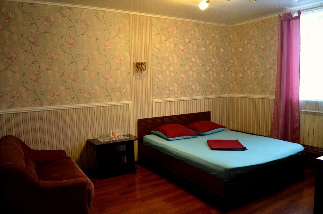 Гостиница Аморе в Томске