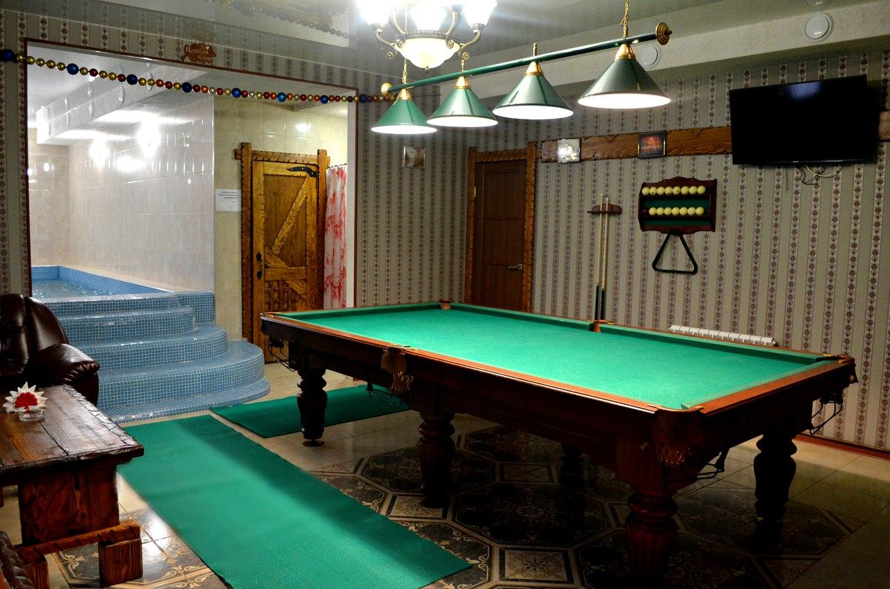 Русская баня в Томске. Аморе