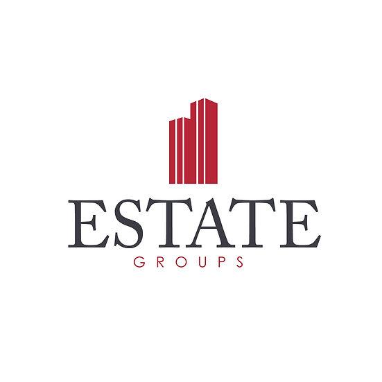 Logo Design: Estate Agents Building Company Logo