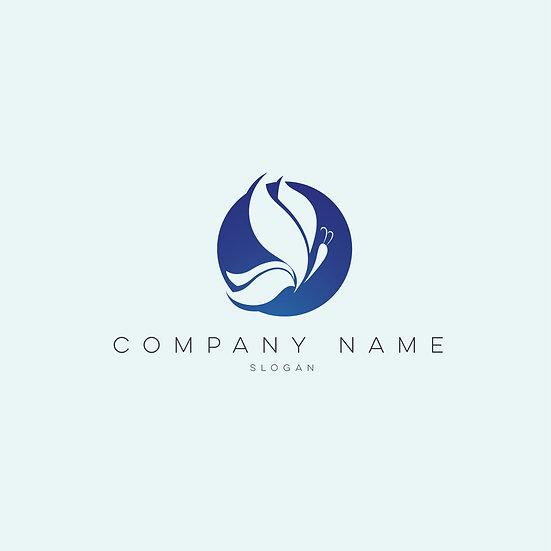 Logo Design: Butterfly Company Logo