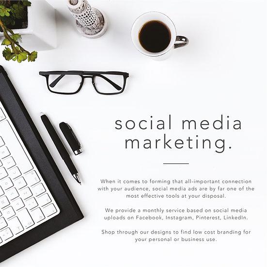 Social Media Marketing : BASIC