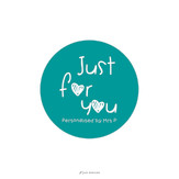 Just For You Logo Design