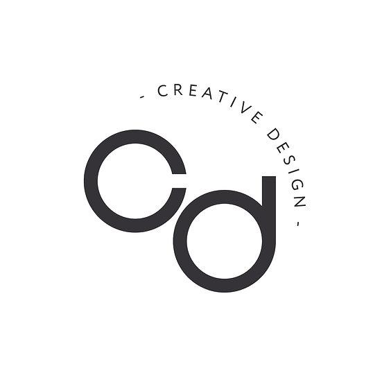 Logo Design: Creative Circular Font Company Logo