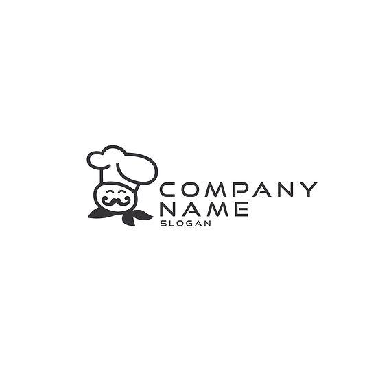 Logo Design: Chef Icon Company Logo
