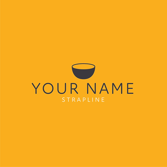 Logo Design: Bowl of Food Company Logo