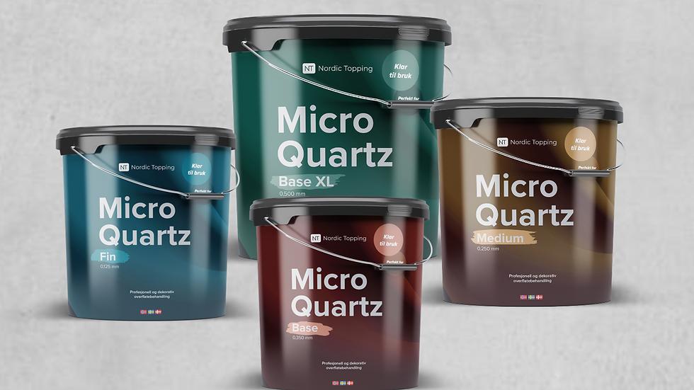 Hagemøbel - Micro Quartz (Mikrosement) til møbler stående under tak