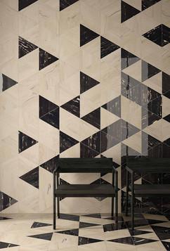 Cozy Desert triangolo 30 _Supreme Black