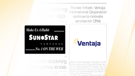 Pioneer Fintech, Ventaja International Corporation continue to innovate services for OFWs