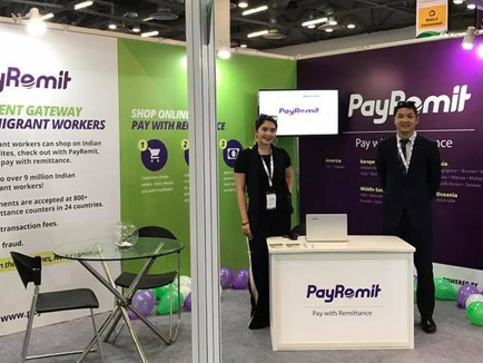 PayRemit Goes to India!