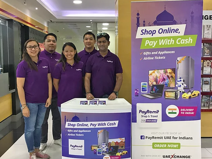 PayRemit Launches FB Shop for Indians in UAE
