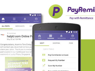 PayRemit App Available on Google Playstore