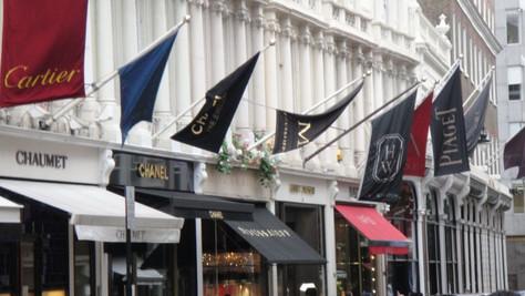 New Bond Street, Londres