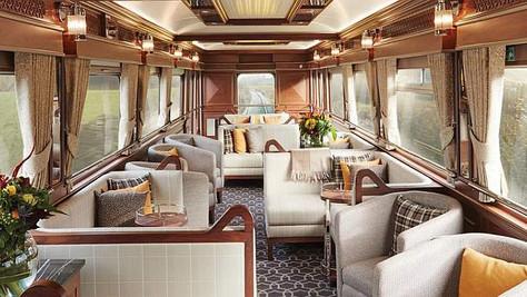Tren de Lujo de Belmond  /  Trem de Luxo da Belmond
