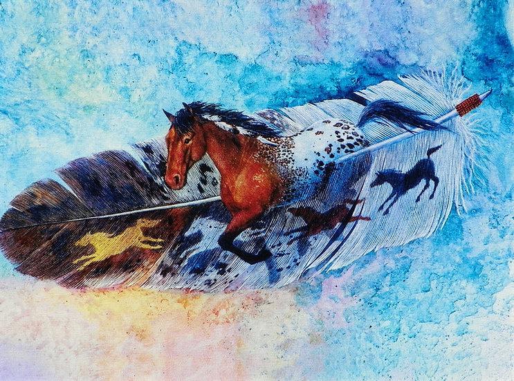 """See Spot Run"" by Kathy Morrow"