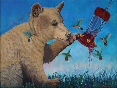 """Cinnamon and Sugar"" by Kathy Morrow"