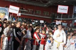 Международный чемпионат в Москве