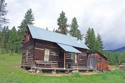 Muckamuck creek ranch house