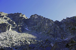 Base of Old Baldy Mt