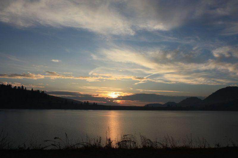 conconully sunrise