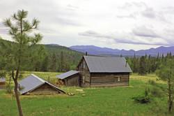 Muckamuck creek homestead