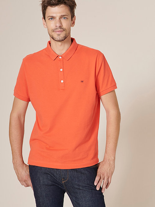 Harris Wilson Agrume Cotton Polo Tshirt