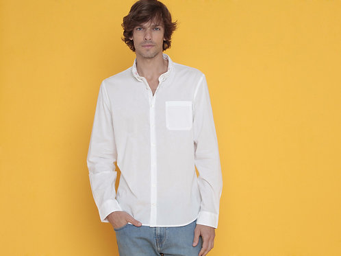 Harris Wilson Light white shirt