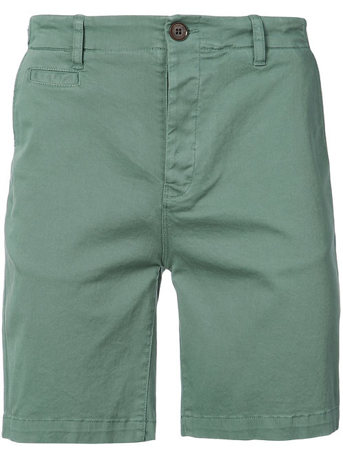 Cuisse de Grenouille light kaki Bermuda shorts