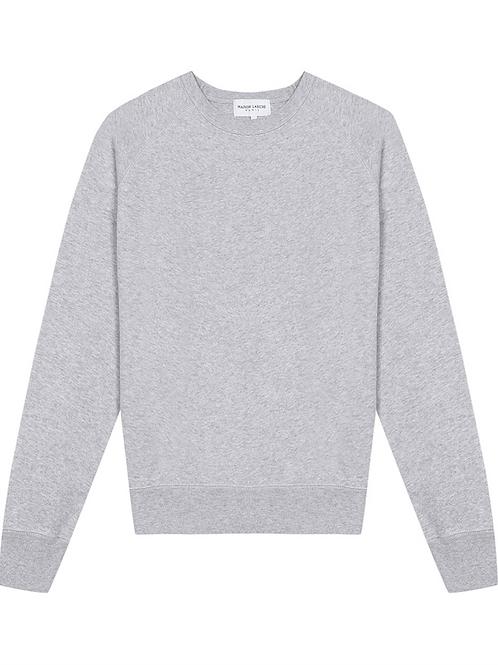 Maison Labiche Classic Grey Sweatshirt