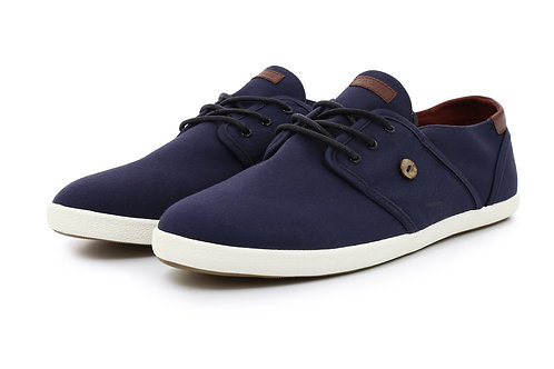 Faguo Navy Canvas Cypres