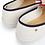 Thumbnail: Rivieras White Hot Rod canvas shoes