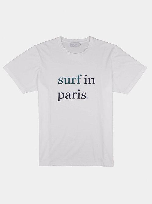 Cuisse de Grenouille SURF IN PARIS Tshirt