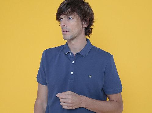 Harris Wilson Blue Polo T shirt