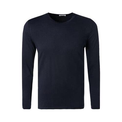 American Vintage Dark Blue long sleeves t shirt
