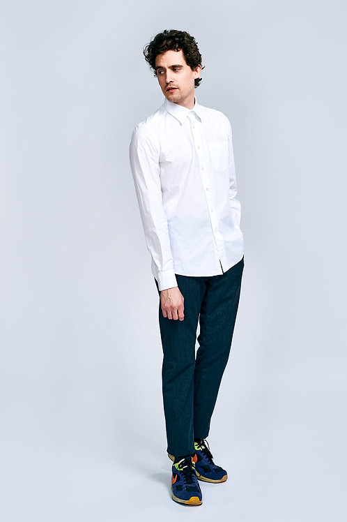 Bellerose white cotton shirt