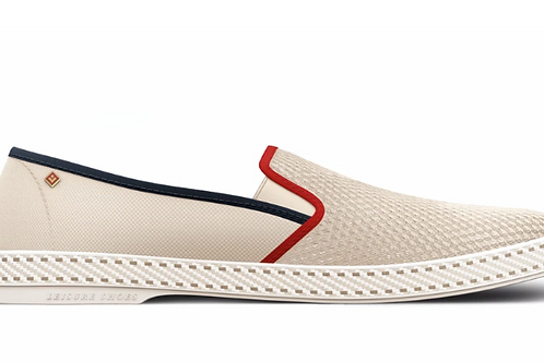 Rivieras White Hot Rod canvas shoes