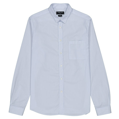 Commune De Paris Rossel Shirt thin Stripes