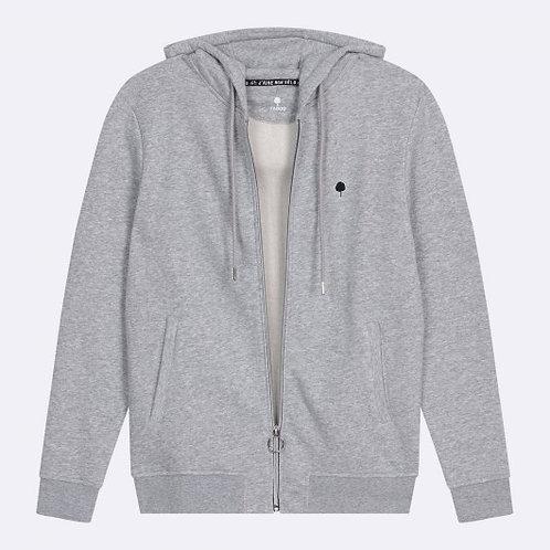 Faguo Grey Mesnil hoodie