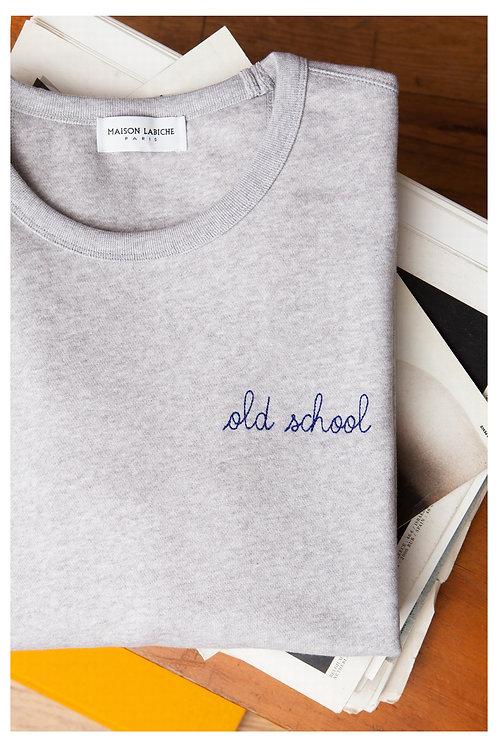 Maison Labiche Old School Sweatshirt