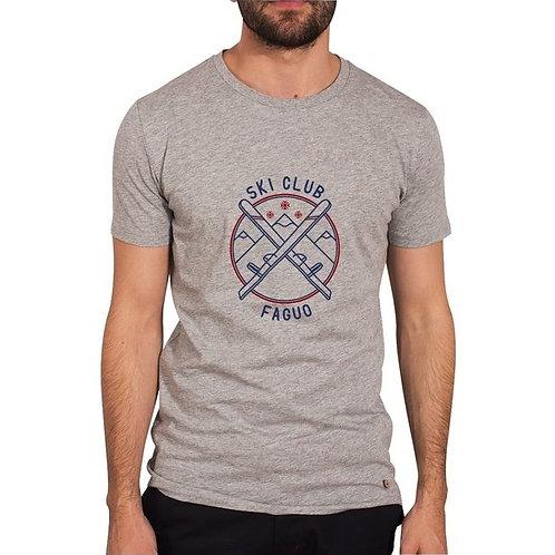 """Faguo """"Ski Club"""" Tshirt"""
