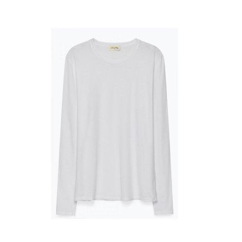 American Vintage White long sleeves tshirt