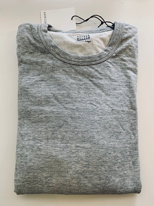 Harris Wilson Grey Long Sleeves t shirt